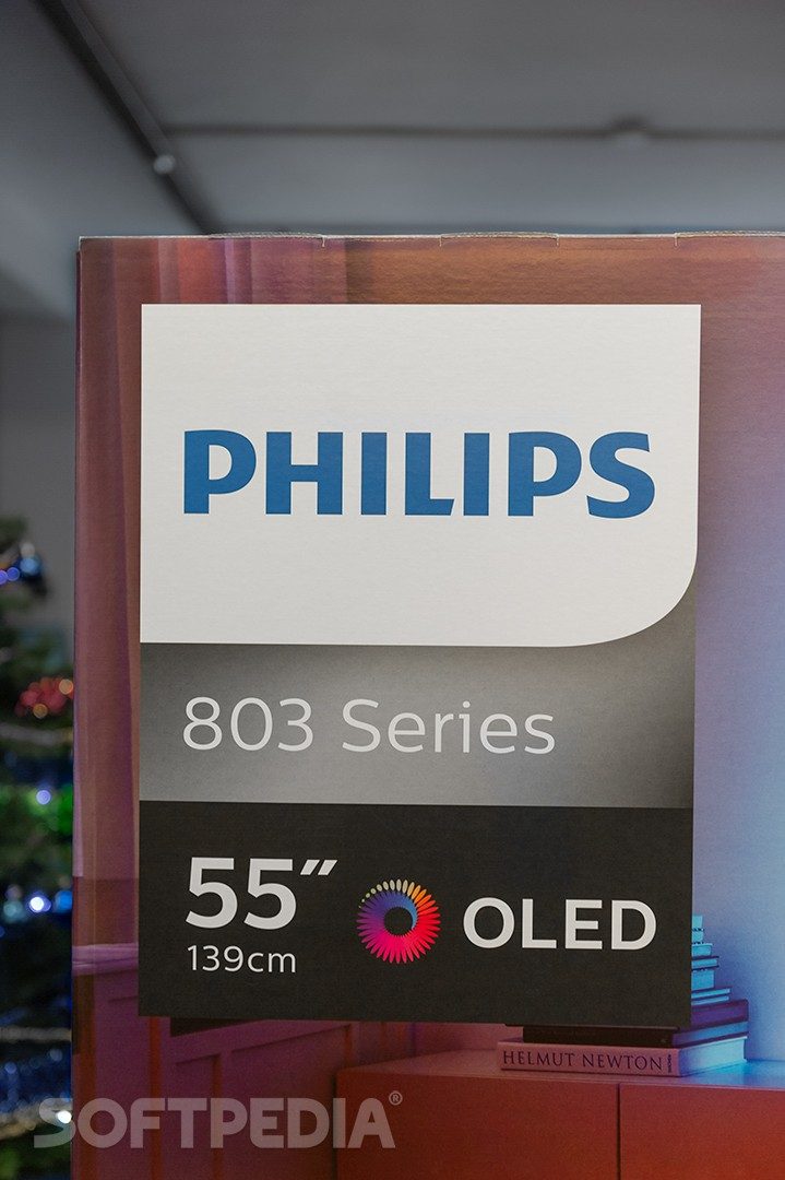 Philips 803 55-inch OLED 4K TV Review