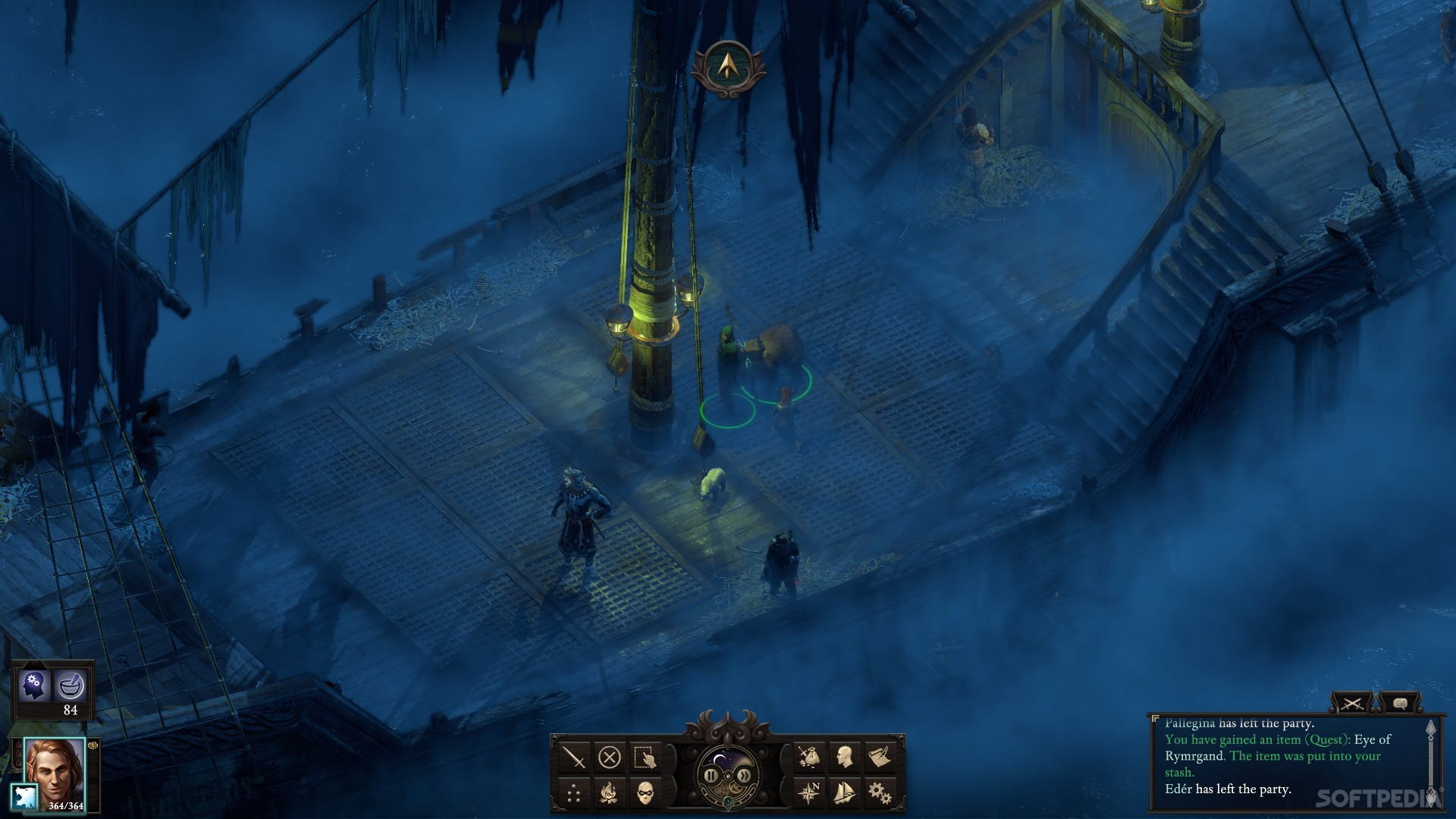 pillars of eternity 2 seeker slayer survivor which face