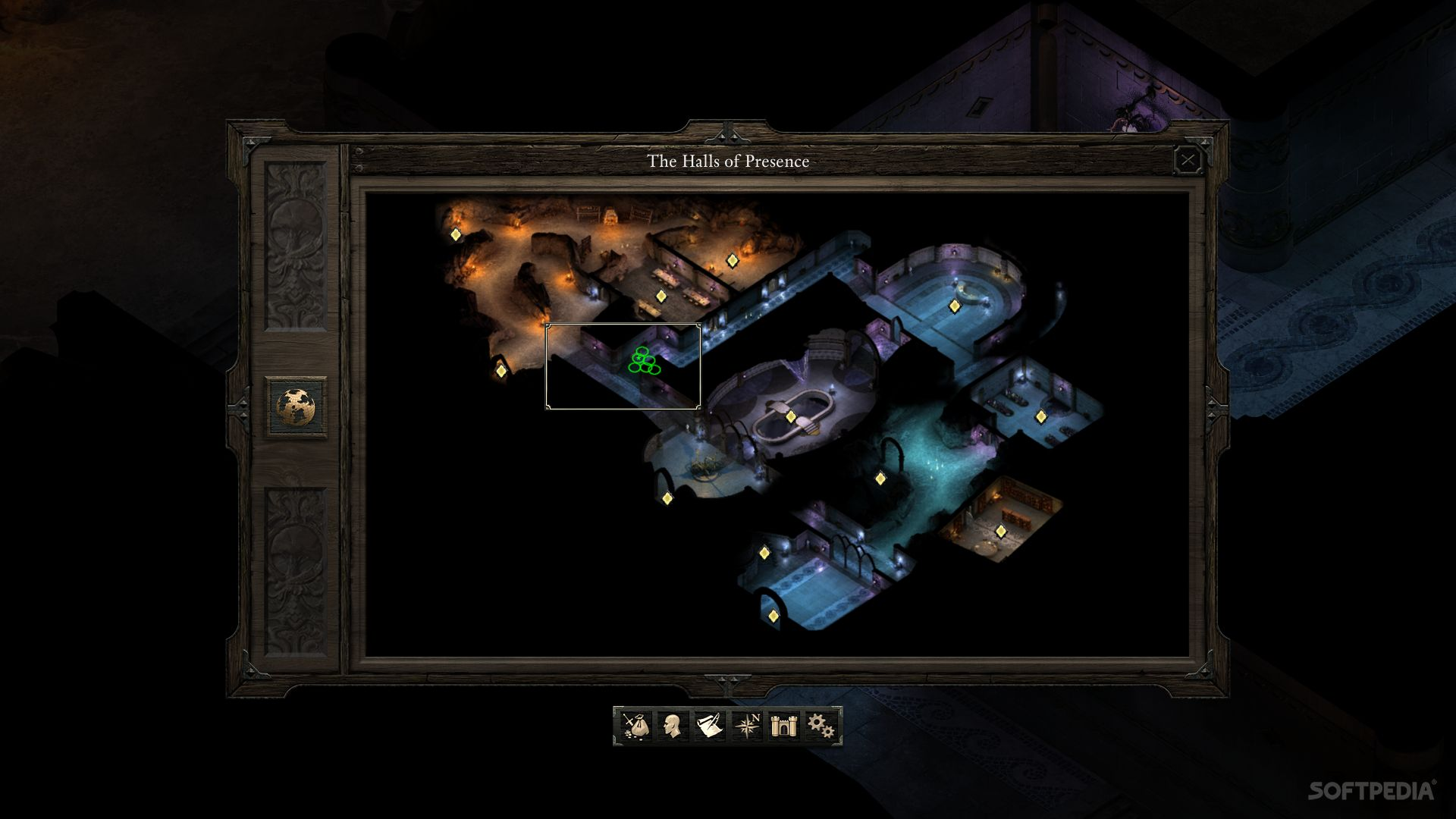pillars of eternity white march how to start