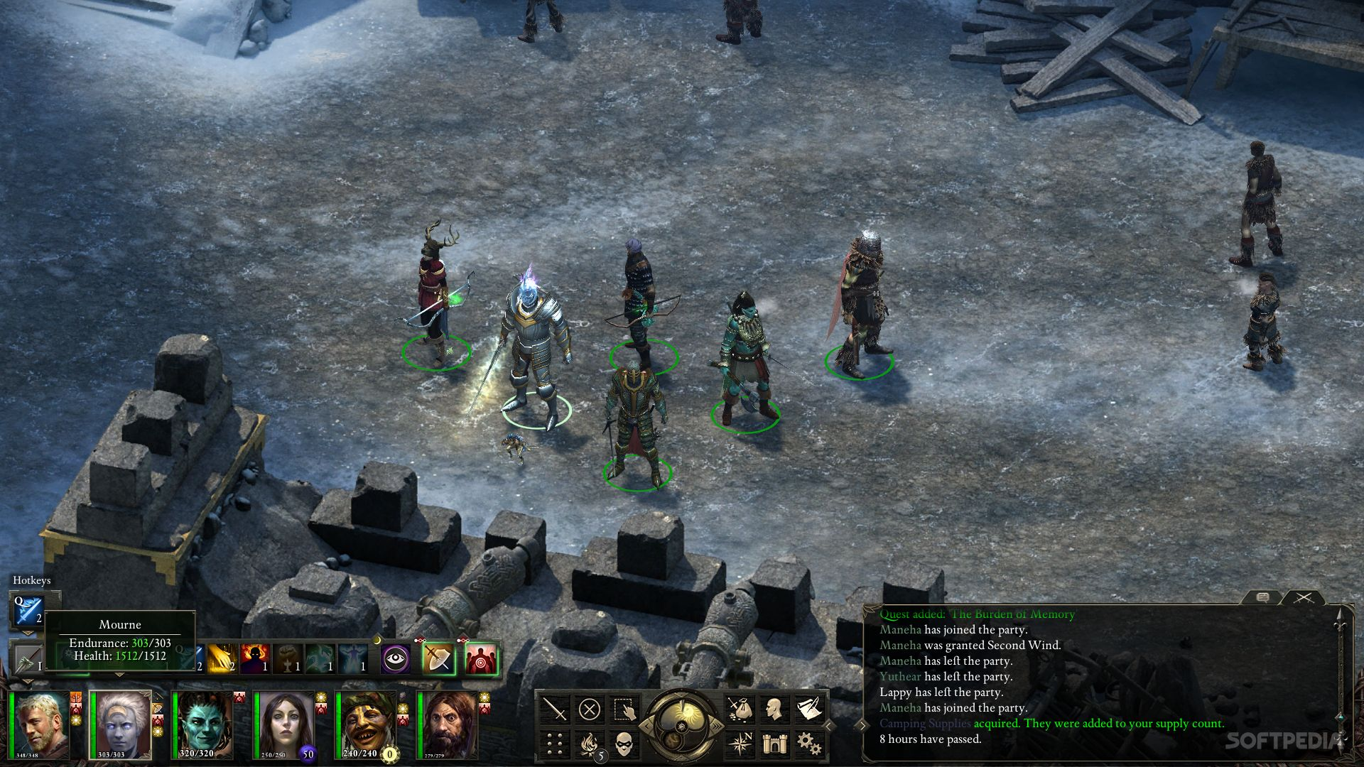 Pillars Of Eternity The White March Part 2 Review Pc