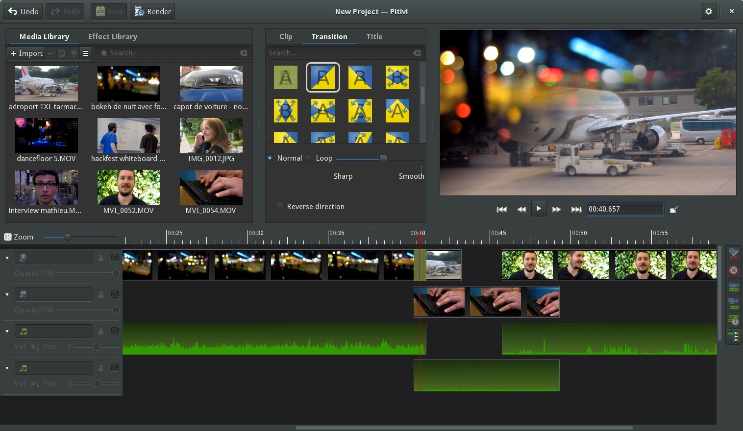 Pitivi 1.0 Open-Source Linux Video Editor Is Up to RC State, Download as Flatpak