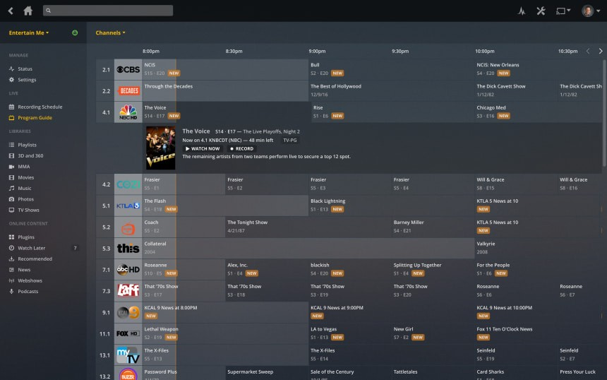 Plex Media Server Is Now Available as a Snap App for Ubuntu