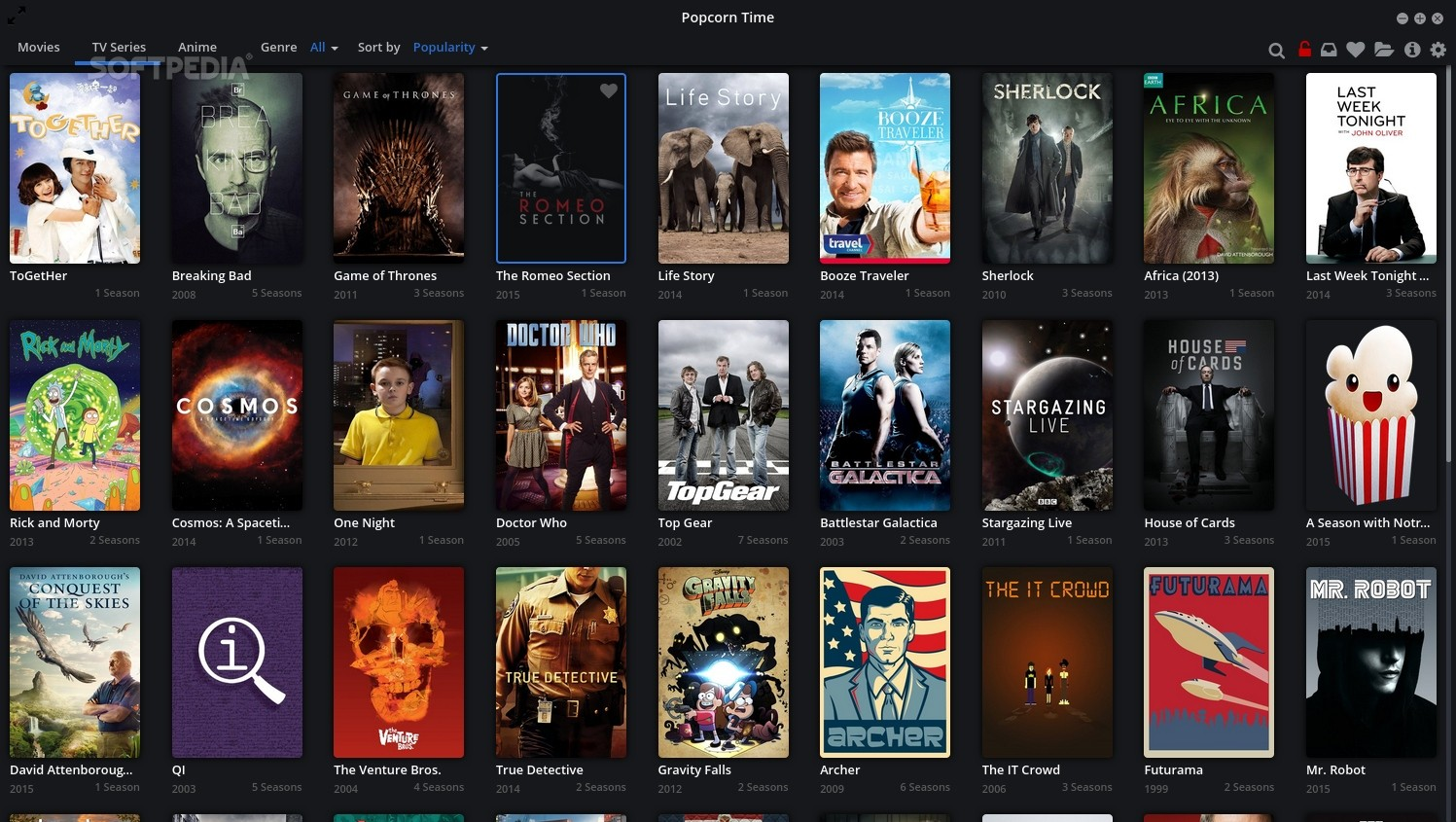 how to download popcorn time butter version 0.3.10