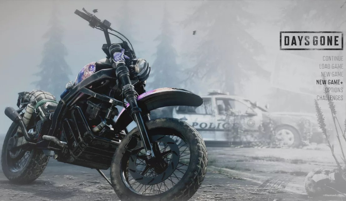 PS4 Exclusive Days Gone Gets New Game Plus Mode, New Trophies