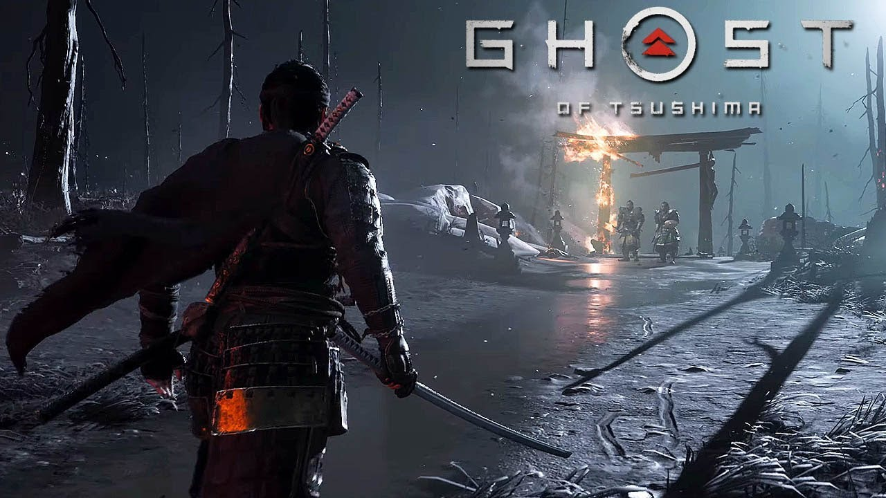 Ghost of Tsushima launch date set | PlayStation 4