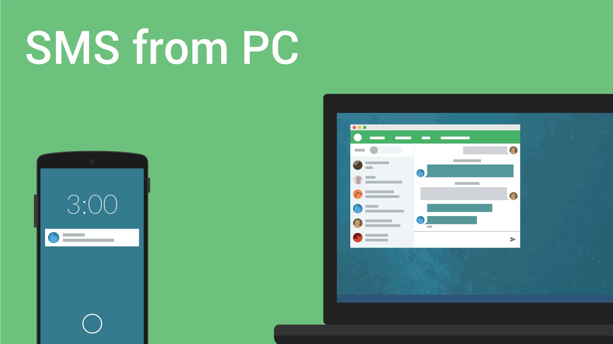 Pushbullet For Android Updated With Full Sms Messaging Support