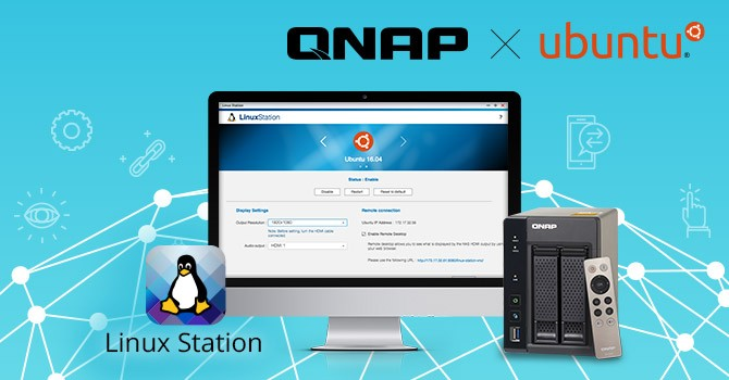 QNAP to Use Ubuntu and Snaps for Distributing IoT Apps to Its NAS