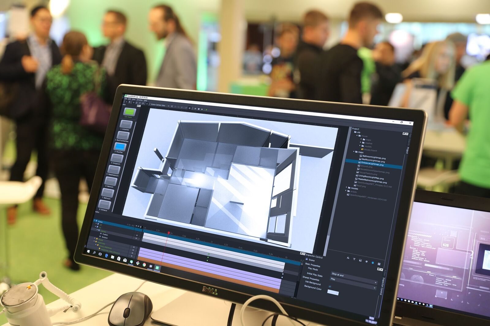 Qt 5 10 Released with Qt 3D Studio Graphical Editor, Numerous