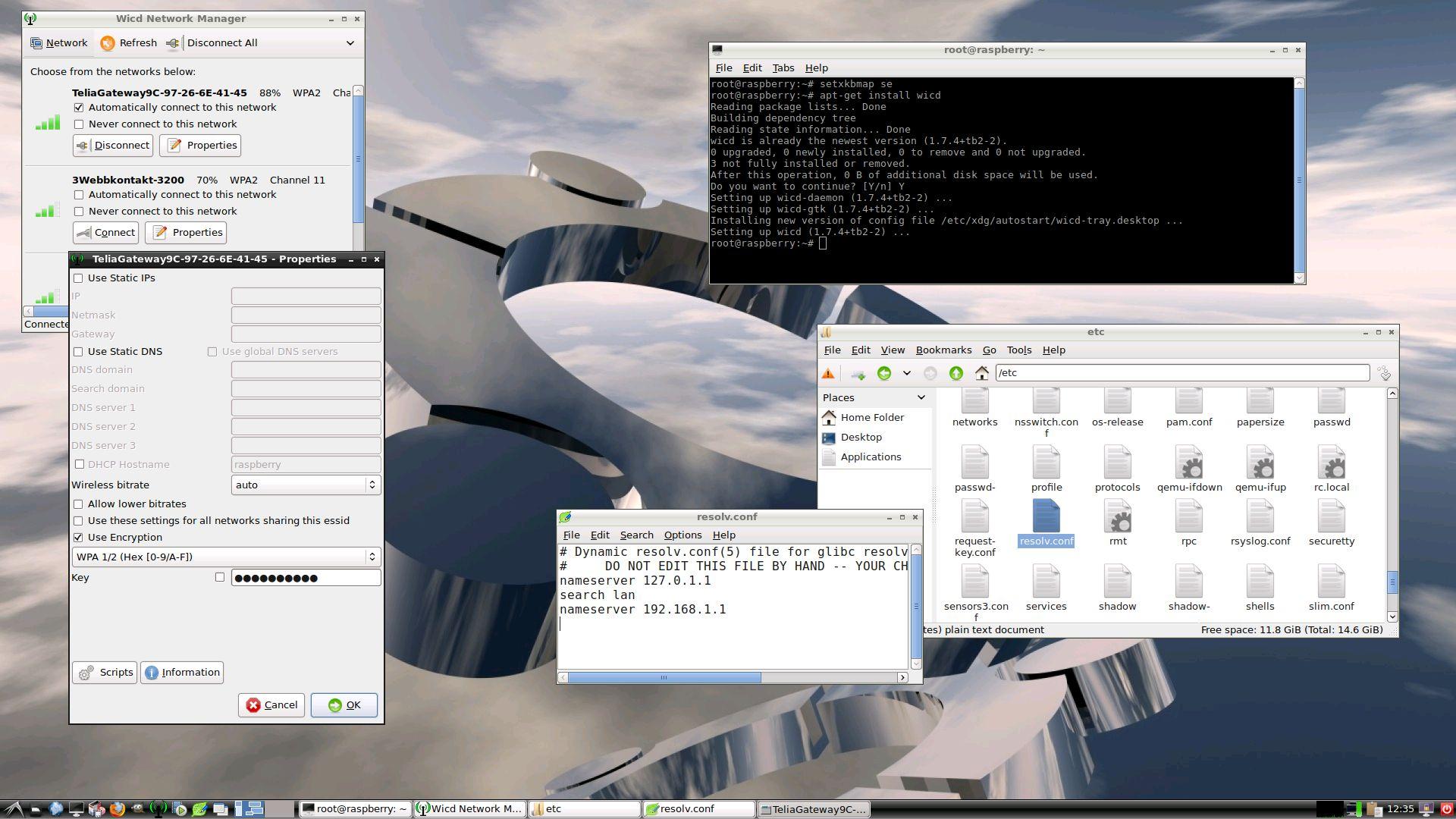 raspberry pi install lxde desktop