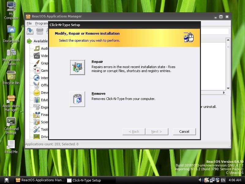 windows 7 btrfs driver