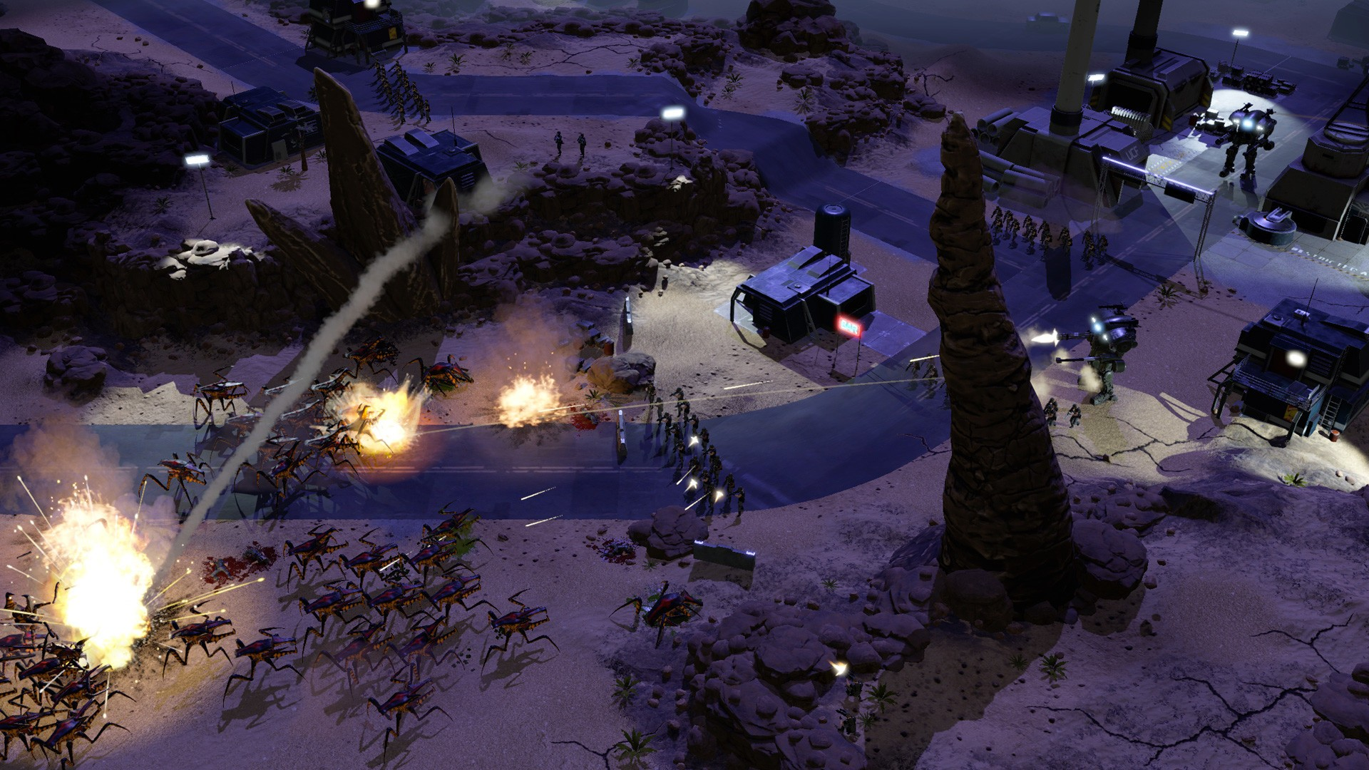Real Time Strategy Games 2020.Real Time Strategy Starship Troopers Terran Command Coming