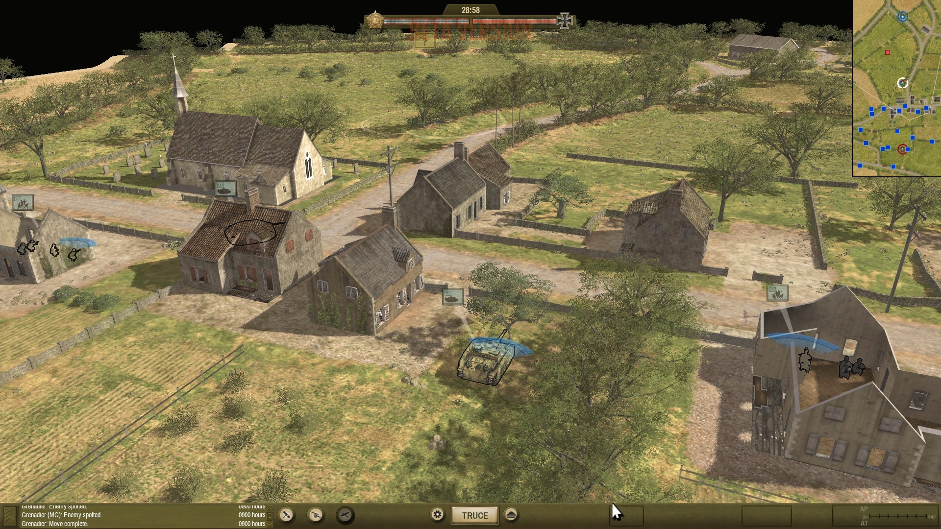 Real Time Strategy Games 2020.Real Time Ww Ii Strategy Close Combat The Bloody First