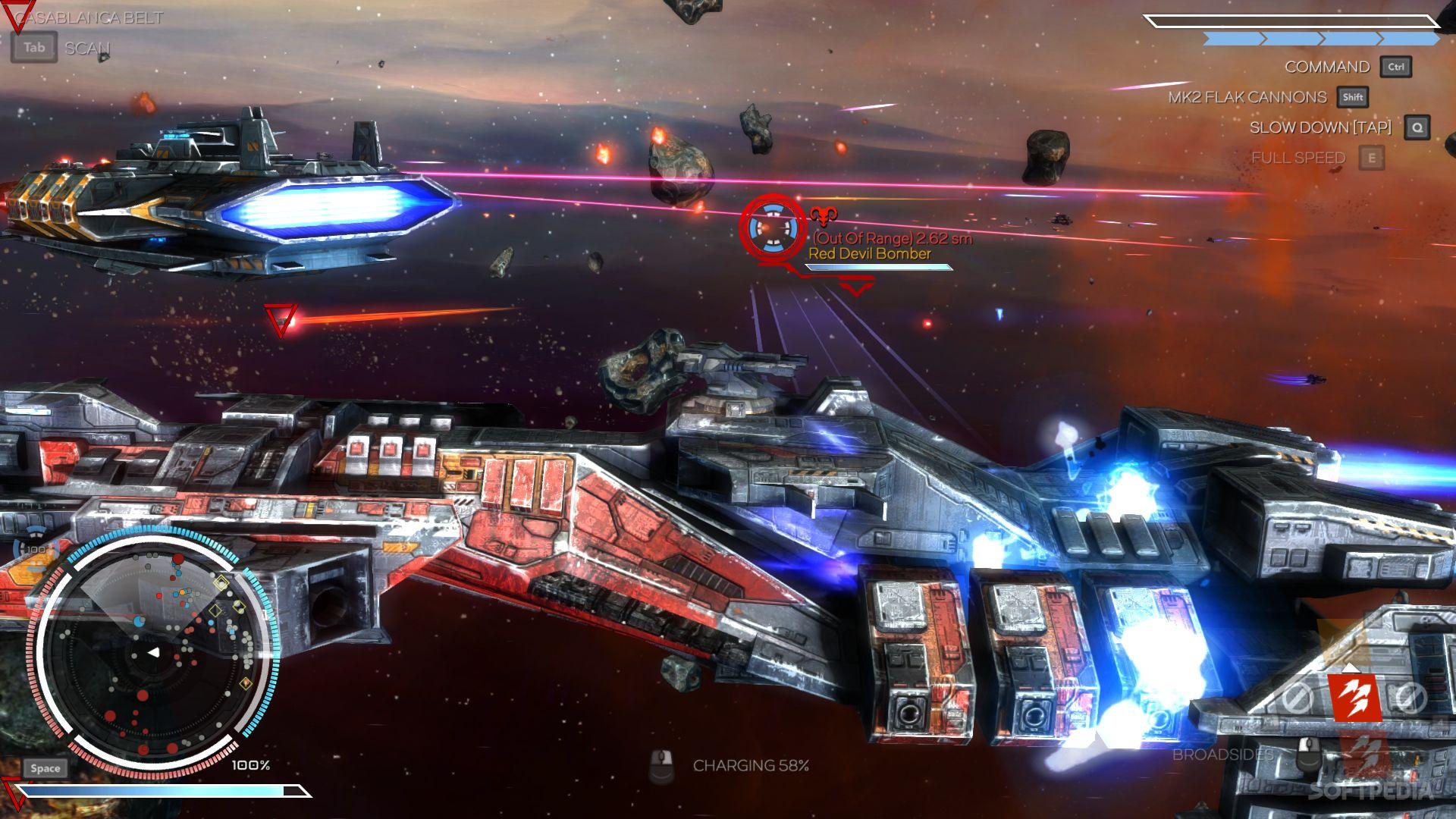 Rebel Galaxy Review (PC)