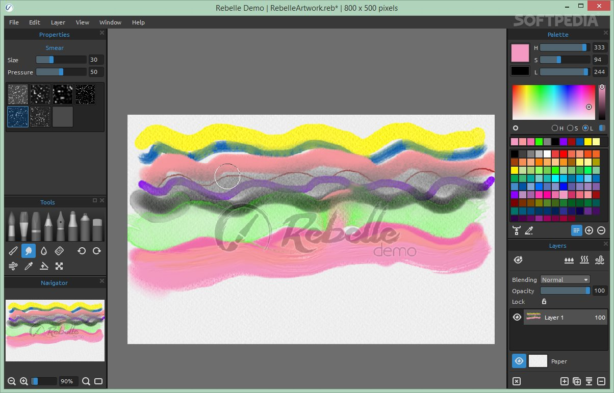 Rebelle Review: Digital Painting Tool That Creates Realistic ...