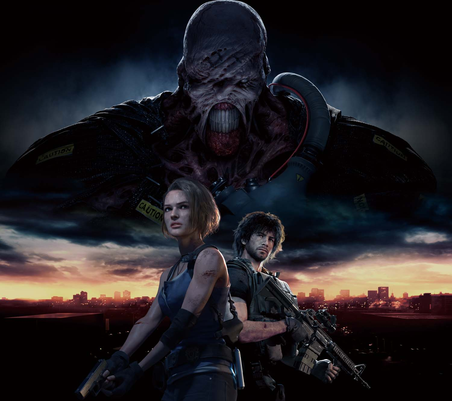 Resident Evil 3 Remake Arrives In Early April 2020 Includes
