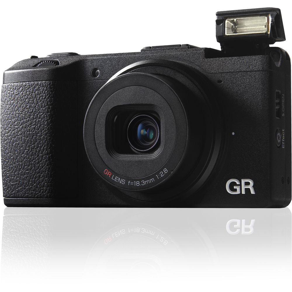 Ricoh GR II Camera Gets Firmware 3 00 - Download Now
