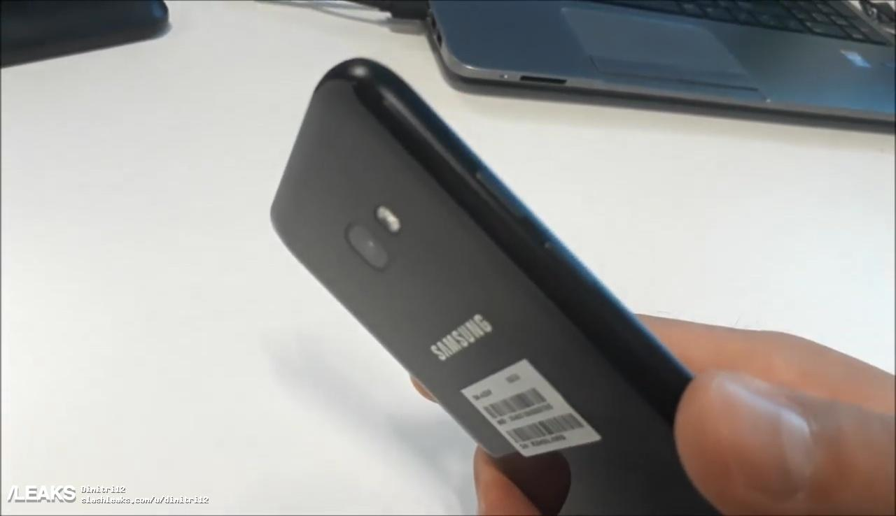 Samsung Galaxy A5 (2017) Photos and Video Leak Ahead of ...