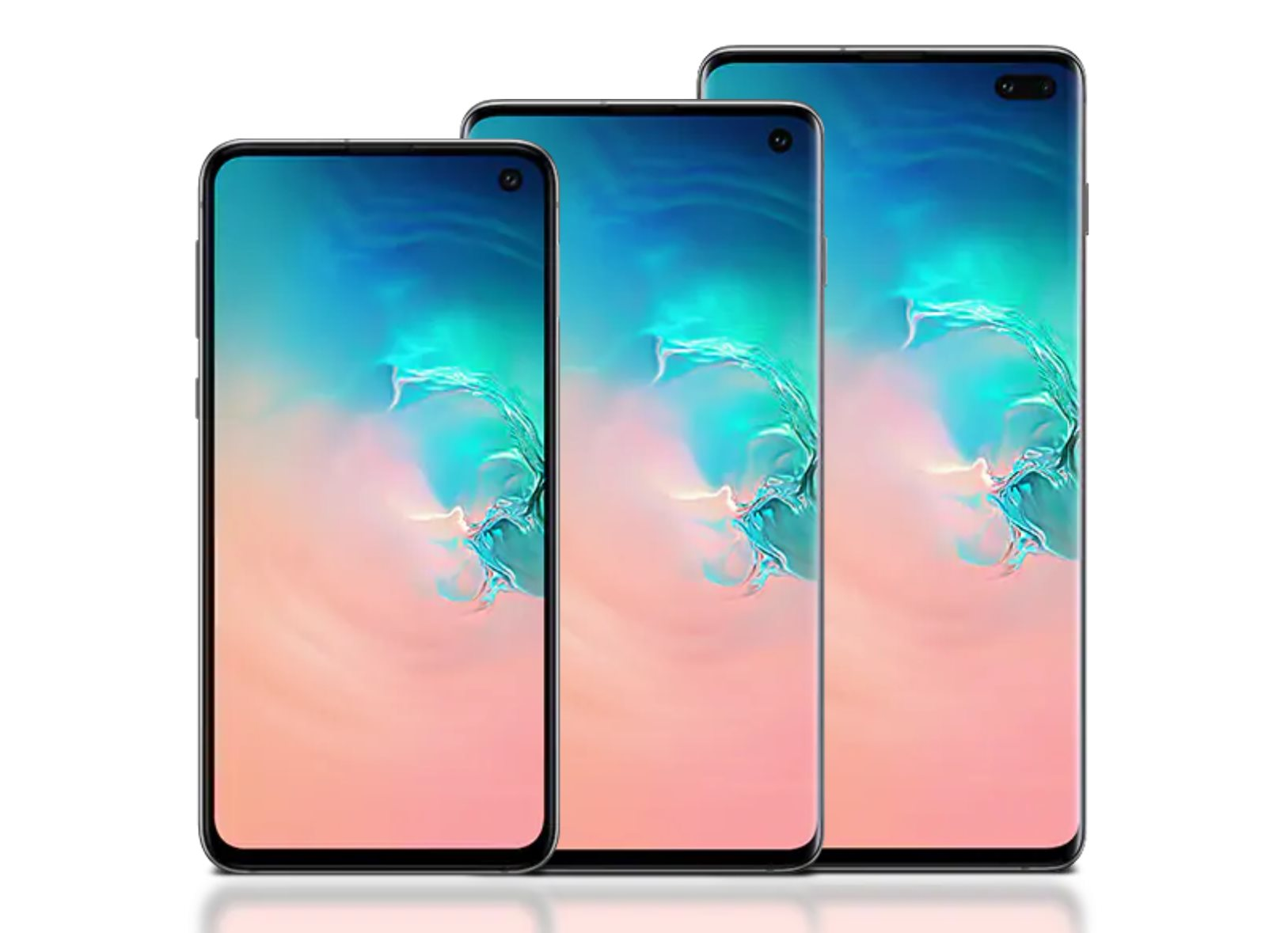 Samsung Galaxy S10 Can Hide the Camera Cutout and Bring Back Huge Bezels
