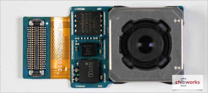 Samsung Galaxy S7 Edge Teardown Shows Sony Camera Sensor ...