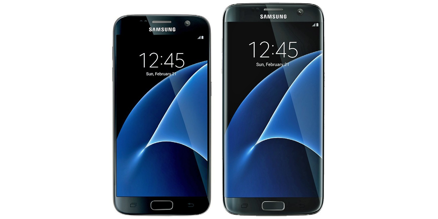 Samsung Galaxy S7 Vs Edge