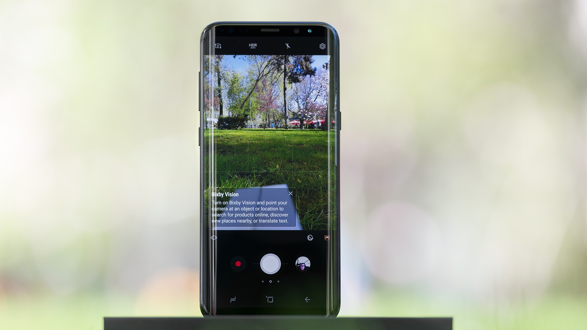 Samsung Galaxy S8+ with 6GB RAM and 128GB Storage Review