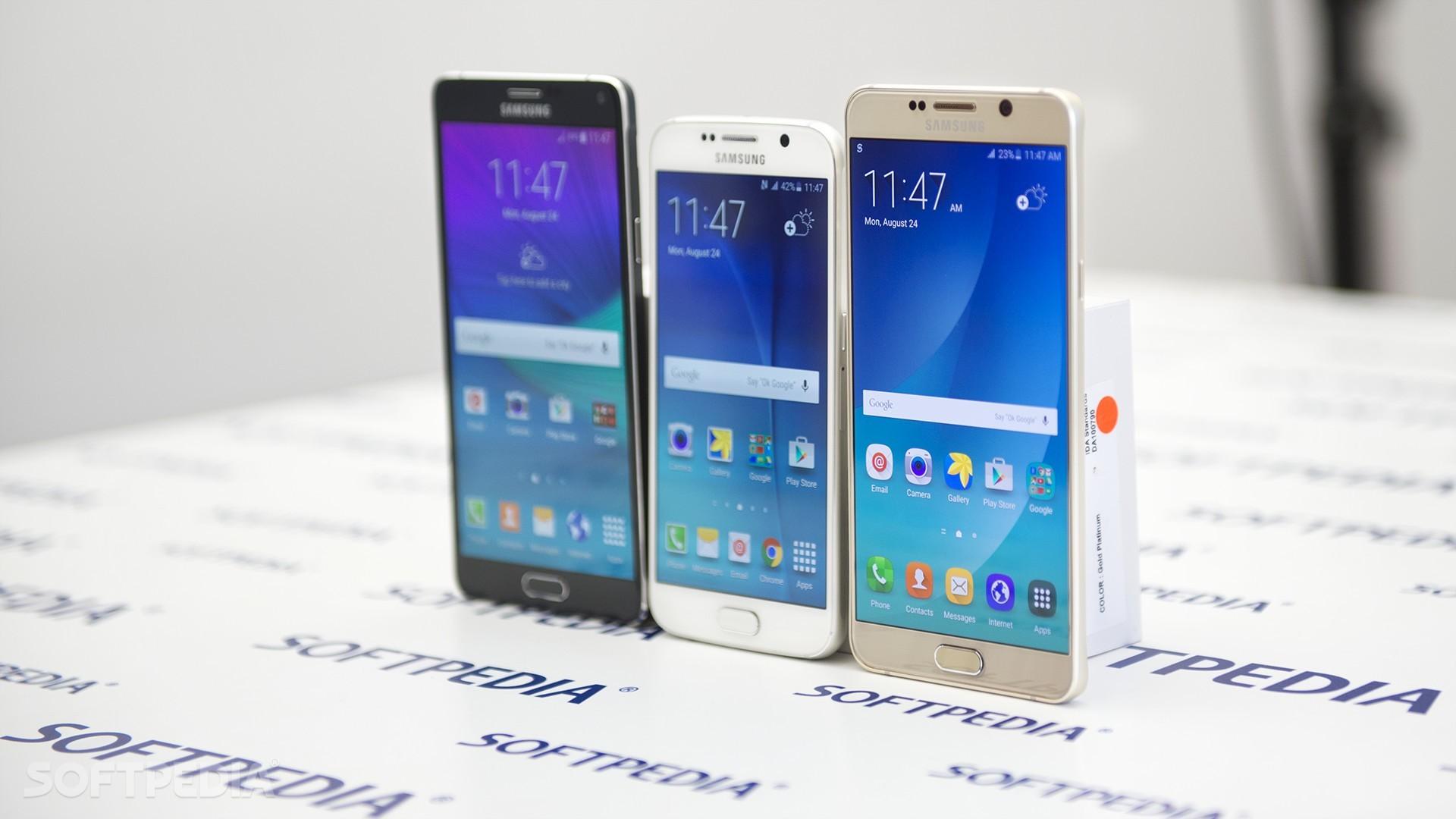 TAGS Codenames Crown Samsung Galaxy Series