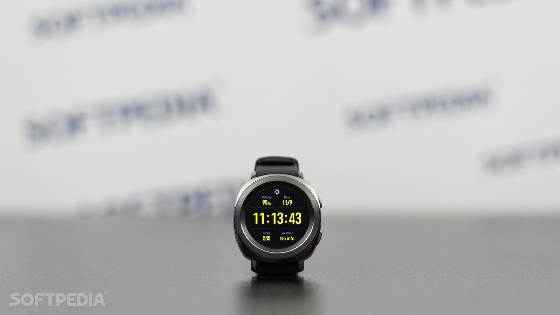 Samsung Gear Sport Color Issue Hints At Low Quality Display
