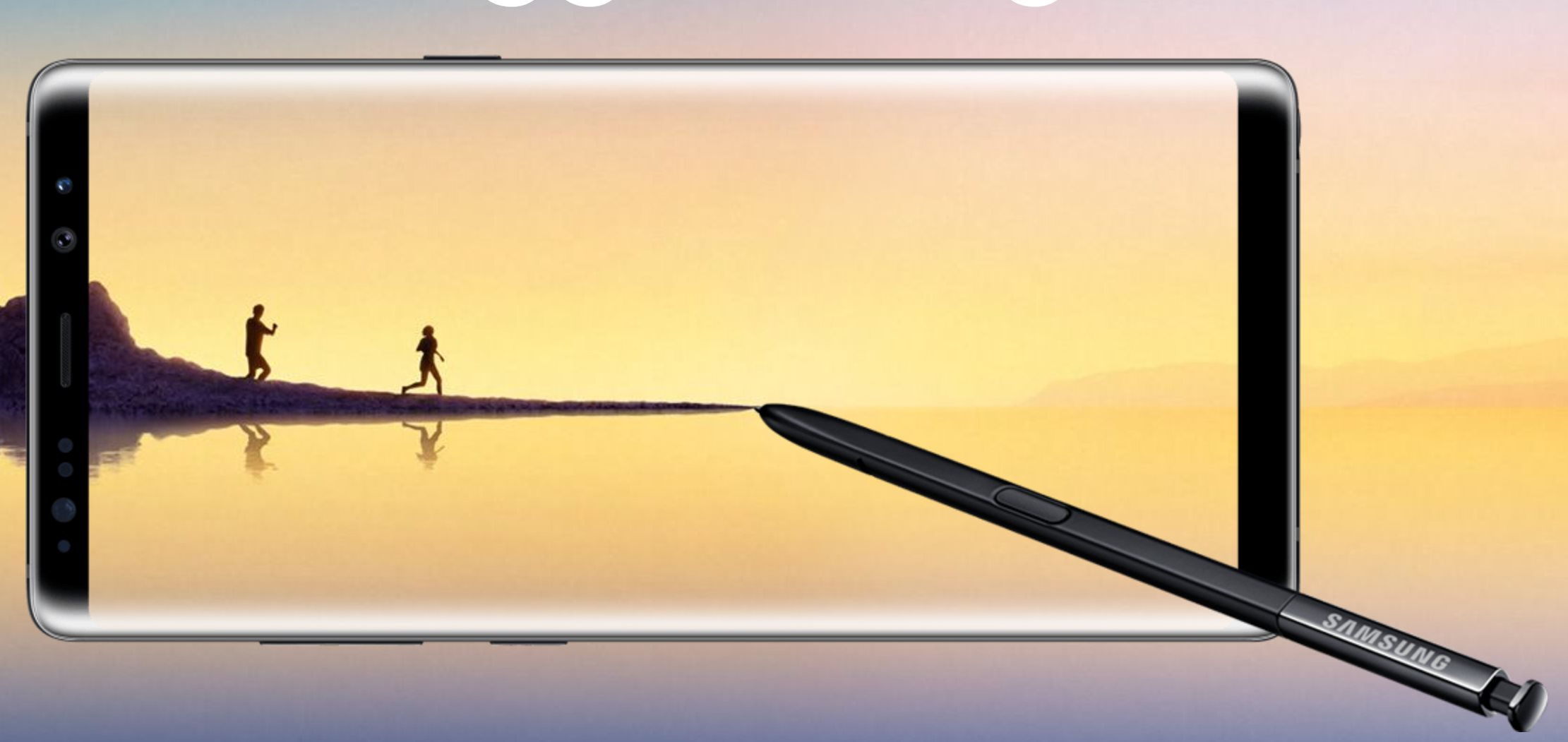 Samsung Launches the Galaxy Note 8