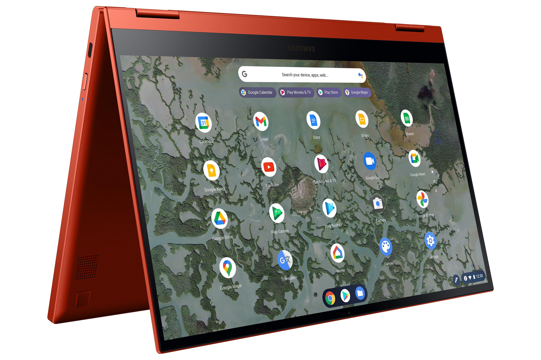 Samsung Galaxy Chromebook 2 - First QLED Based Chromebook