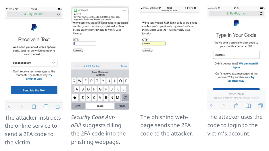 Security Code AutoFill Flaw Exposes iOS, macOS Users to Banking