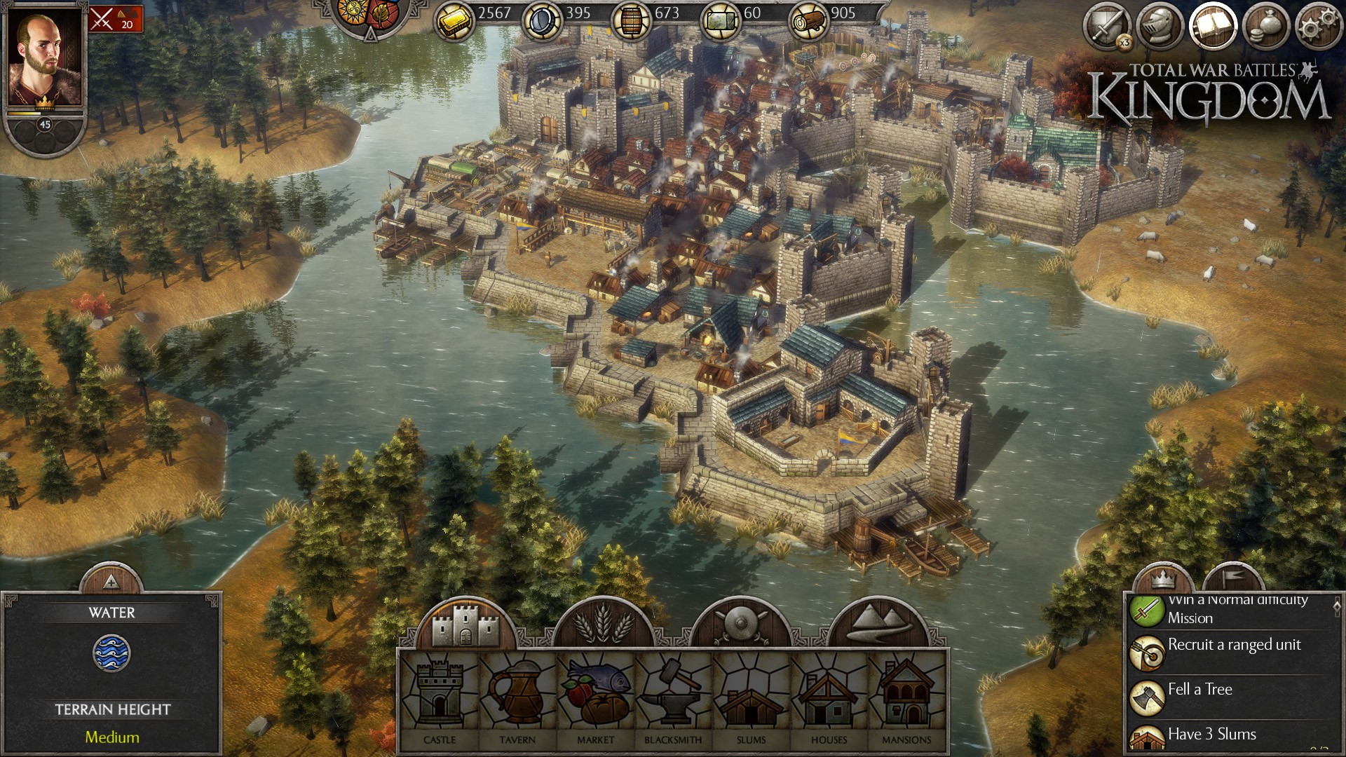 SEGA Brings Total War Battles: Kingdom to Android