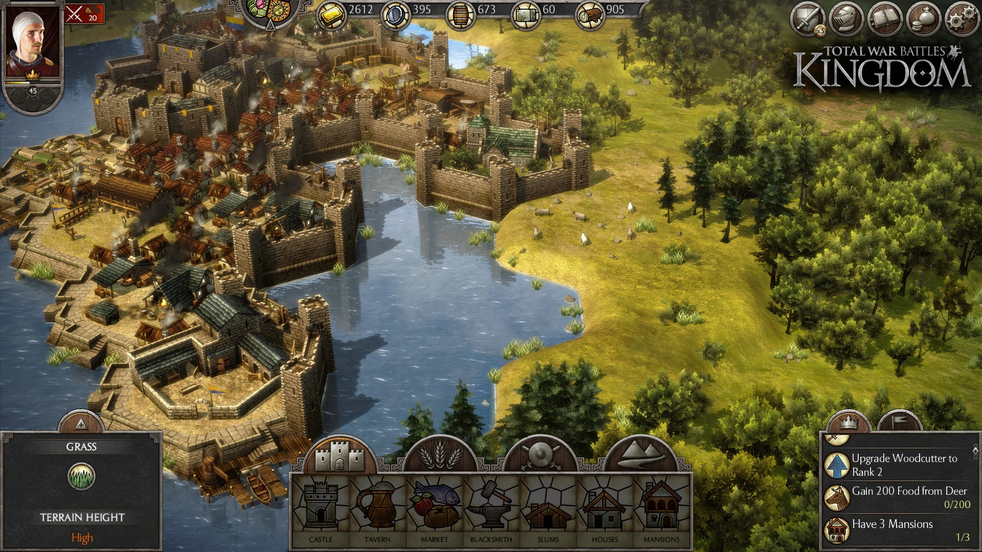 SEGA Brings Total War Battles: Kingdom to Android