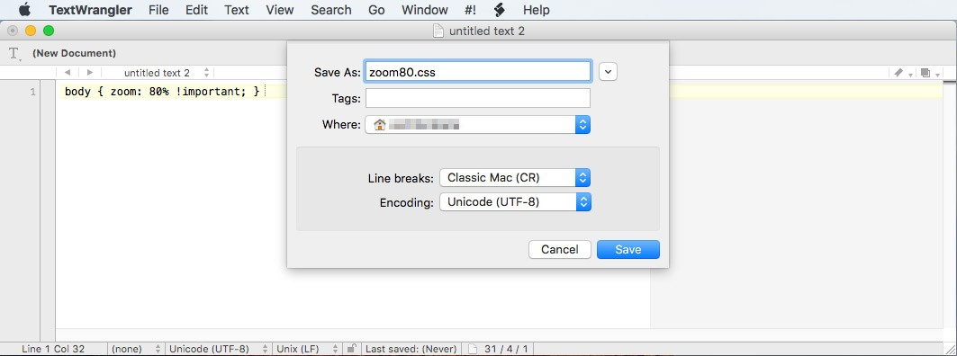 how to change safari homepage on macbook