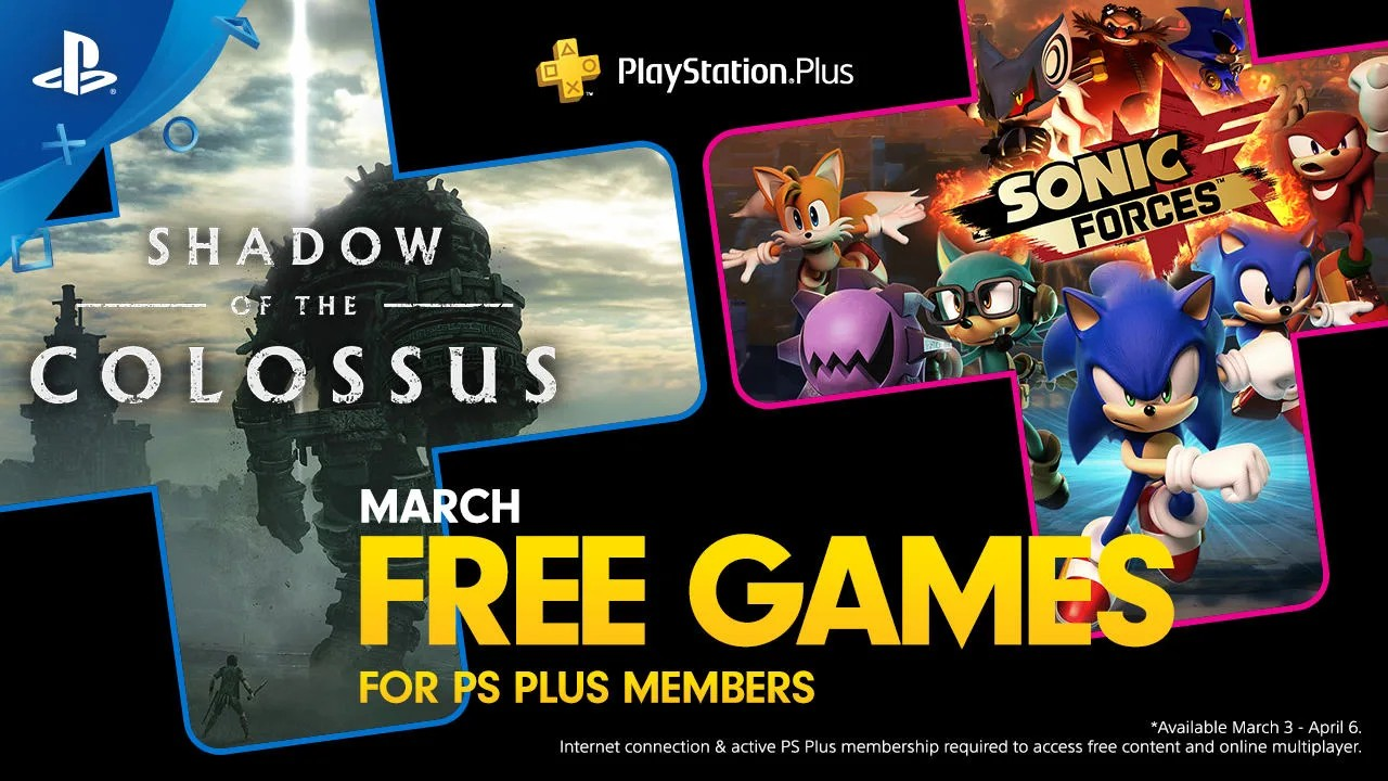 March's PlayStation Plus selection includes an all-time great