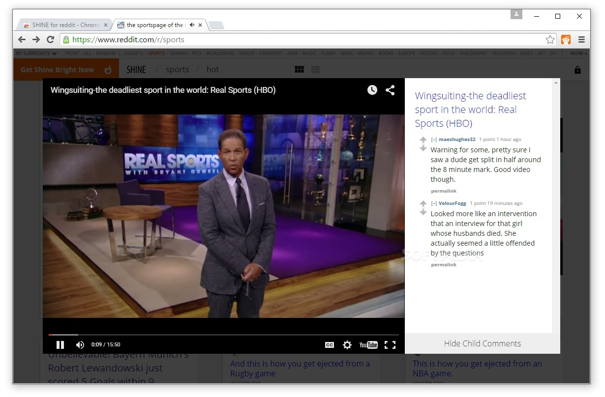 SHINE Chrome Extension Makes Reddit More Pleasant to Look At