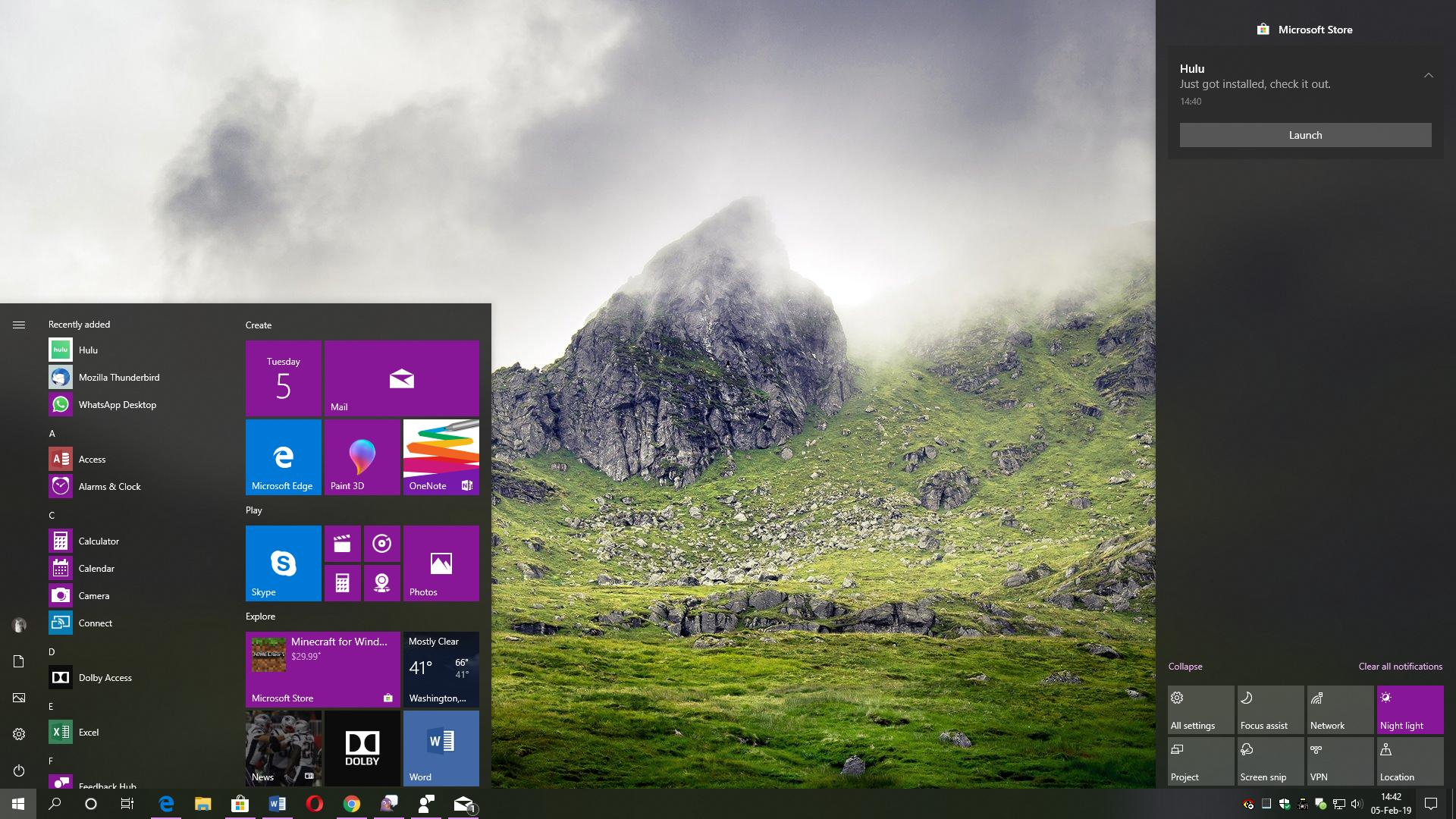 Hd Themes For Windows 10