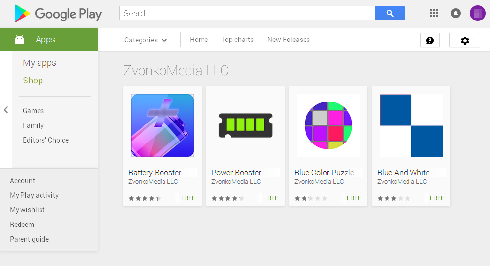 Six Malicious Android Apps Removed from the Google Play Store