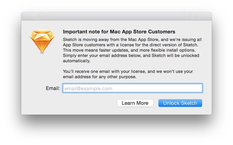 Sketch Dev Pulls App Off App Store Citing Slow Reviews, Poor