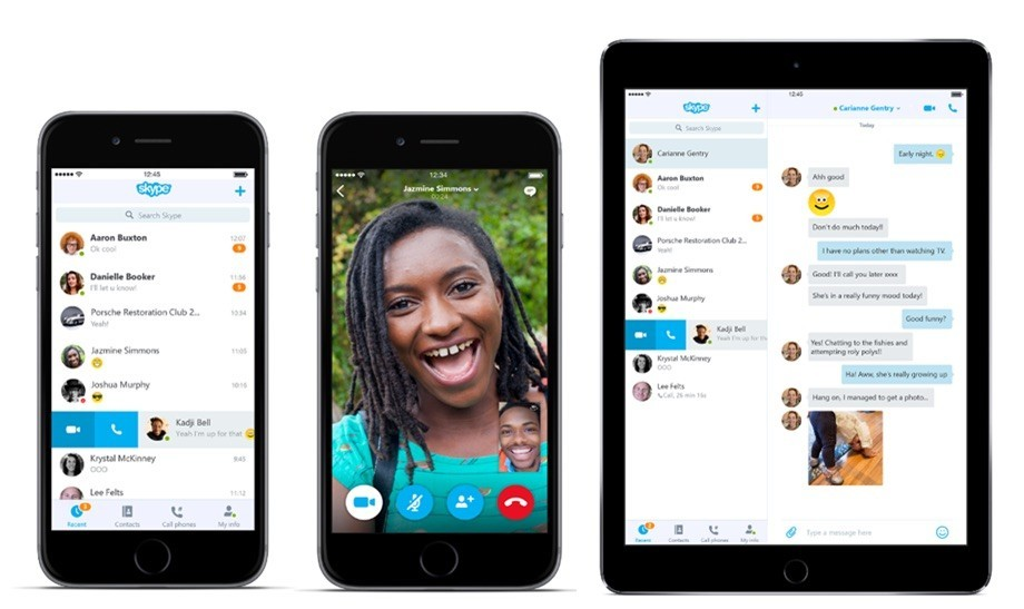 Skype 6 3 for iPhone and iPad Released with iOS 9 Support