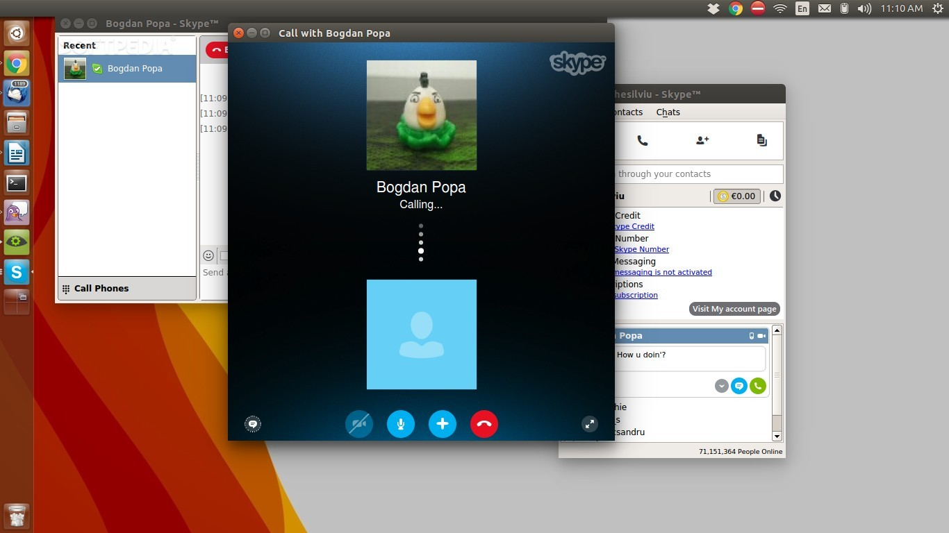 Skype for Linux - A Good Microsoft App for Linux