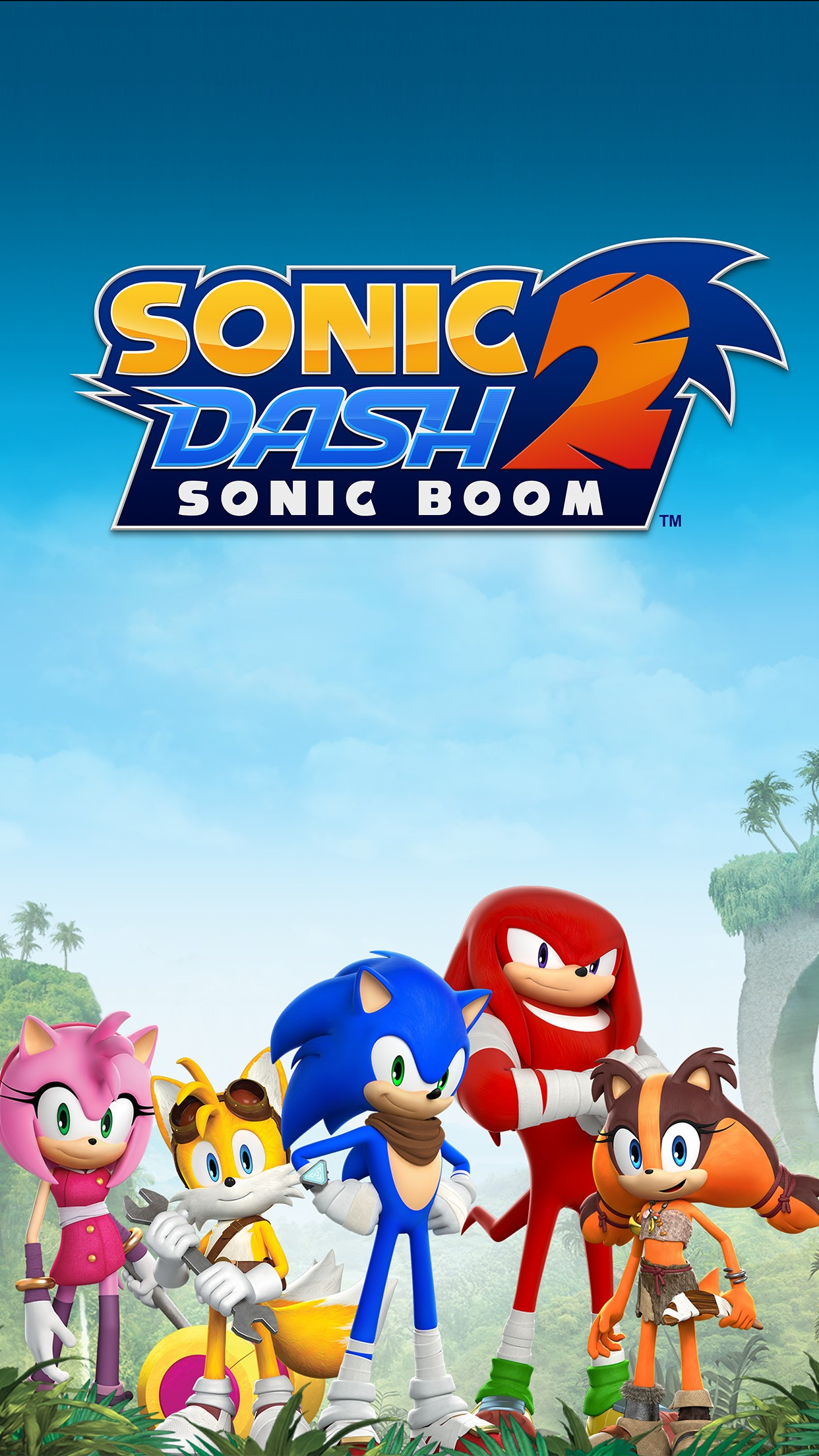 Sonic dash 2 sonic boom 1. 7. 9 apk + mod for android.