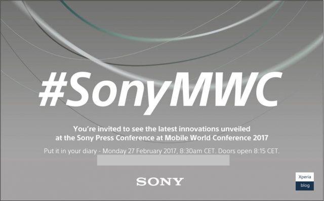 Mwc Sony