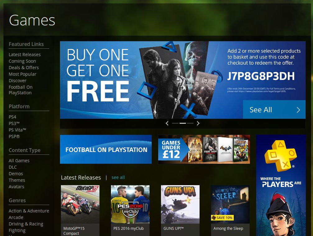Ps4 free game: playstation 4 exclusive is free to play all weekend.