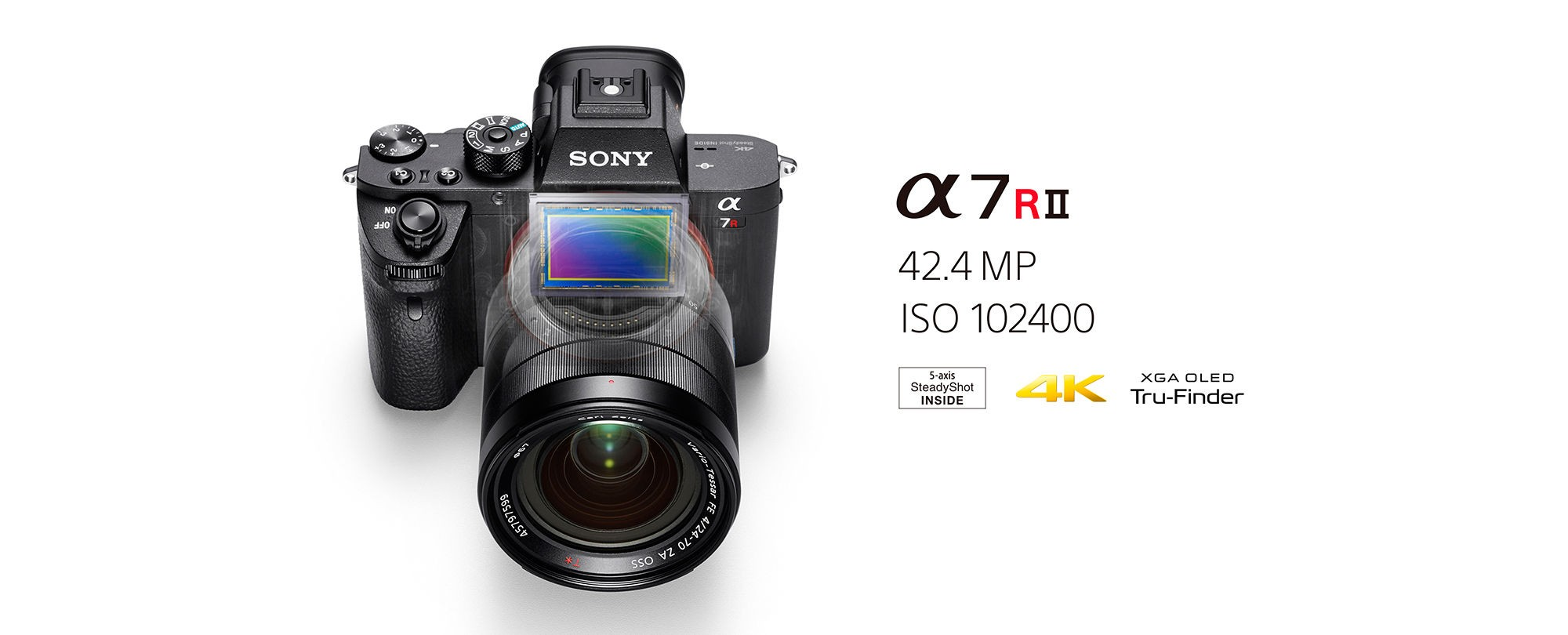 Sony Outs Firmware 2.00 for Its A7R II Digital Camera - Download Now