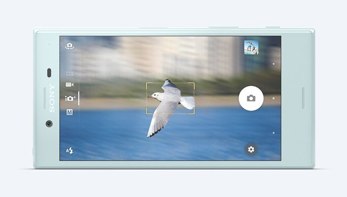 Sony Xperia X Compact Android 7