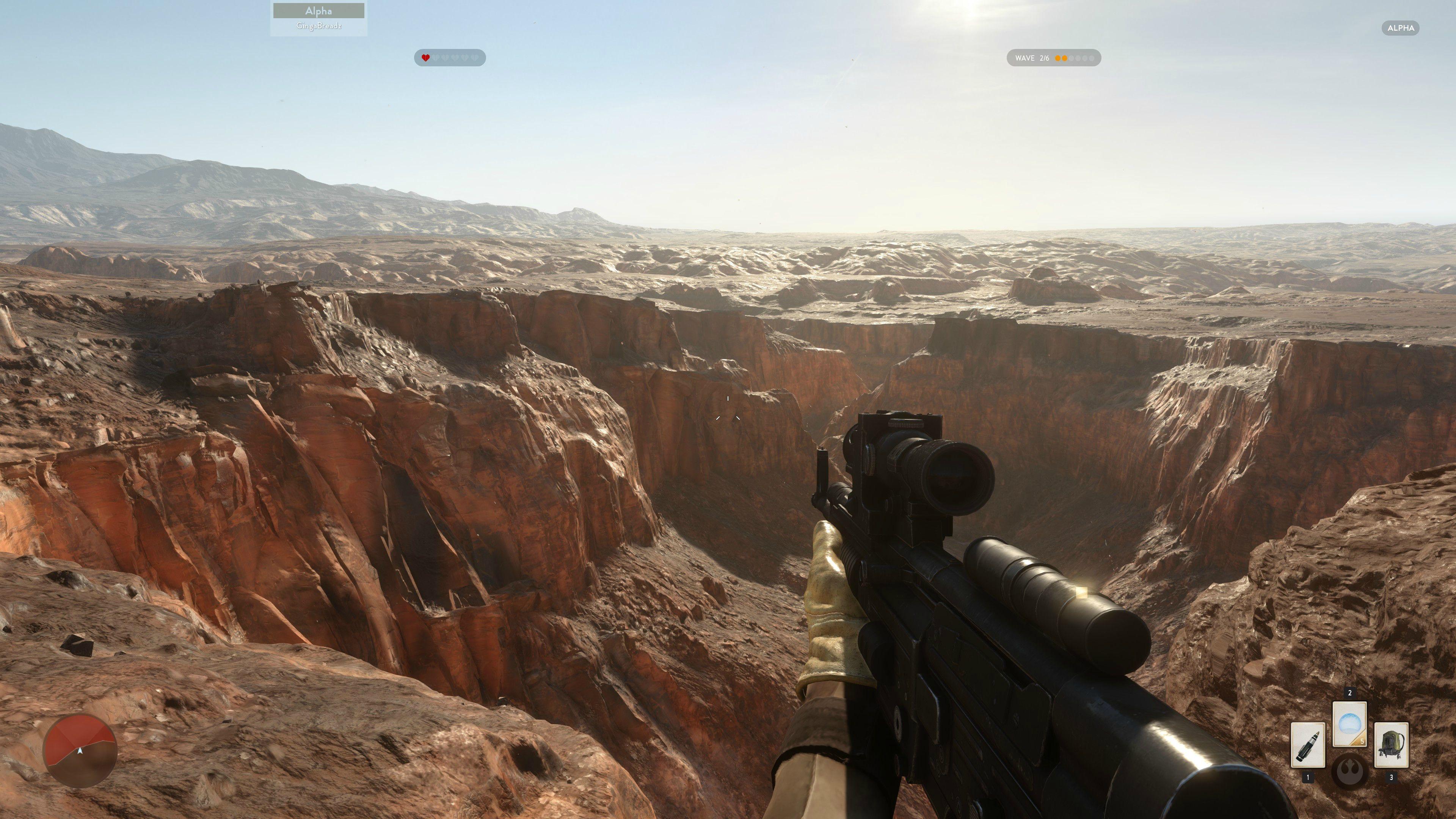 Star Wars: Battlefront PC Graphics Setting Revealed via new