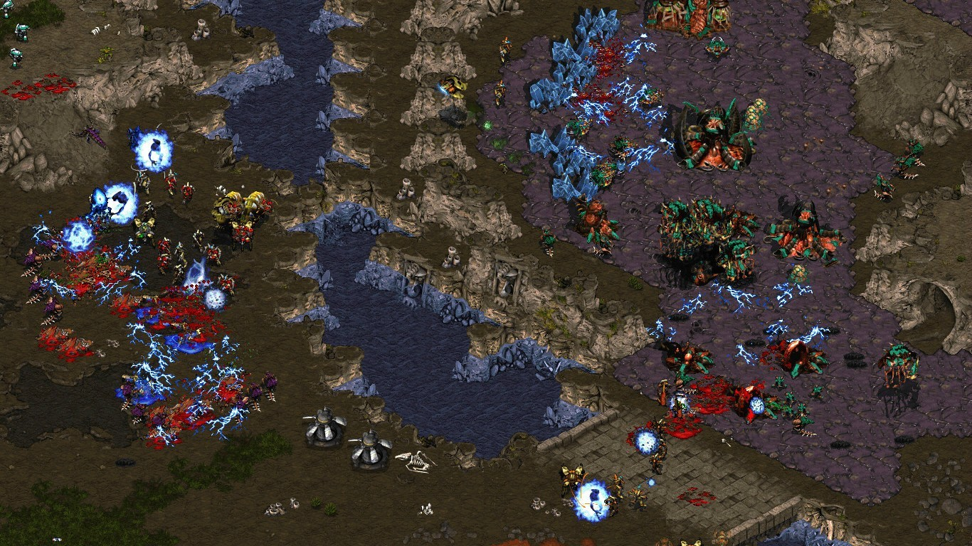 StarCraft and Diablo II Could Soon Relaunch with Windows 10