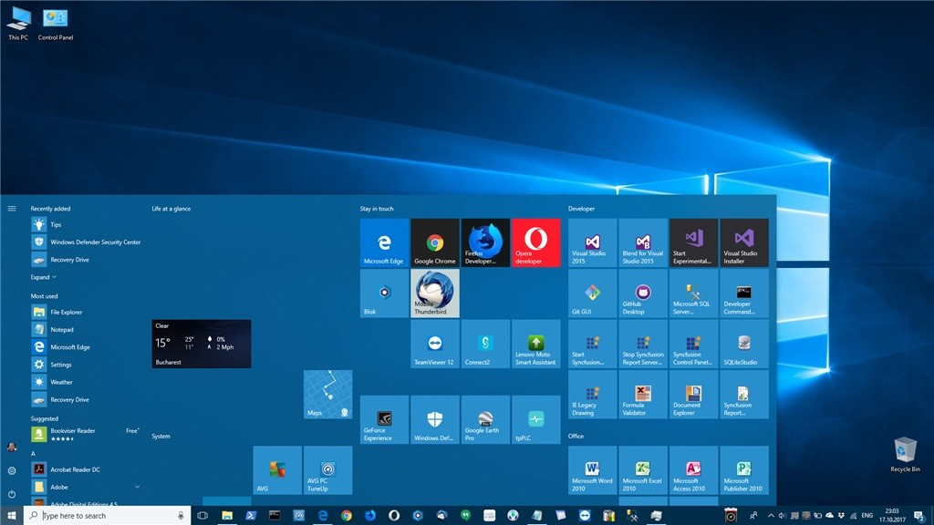what is windows 10 fall creators update