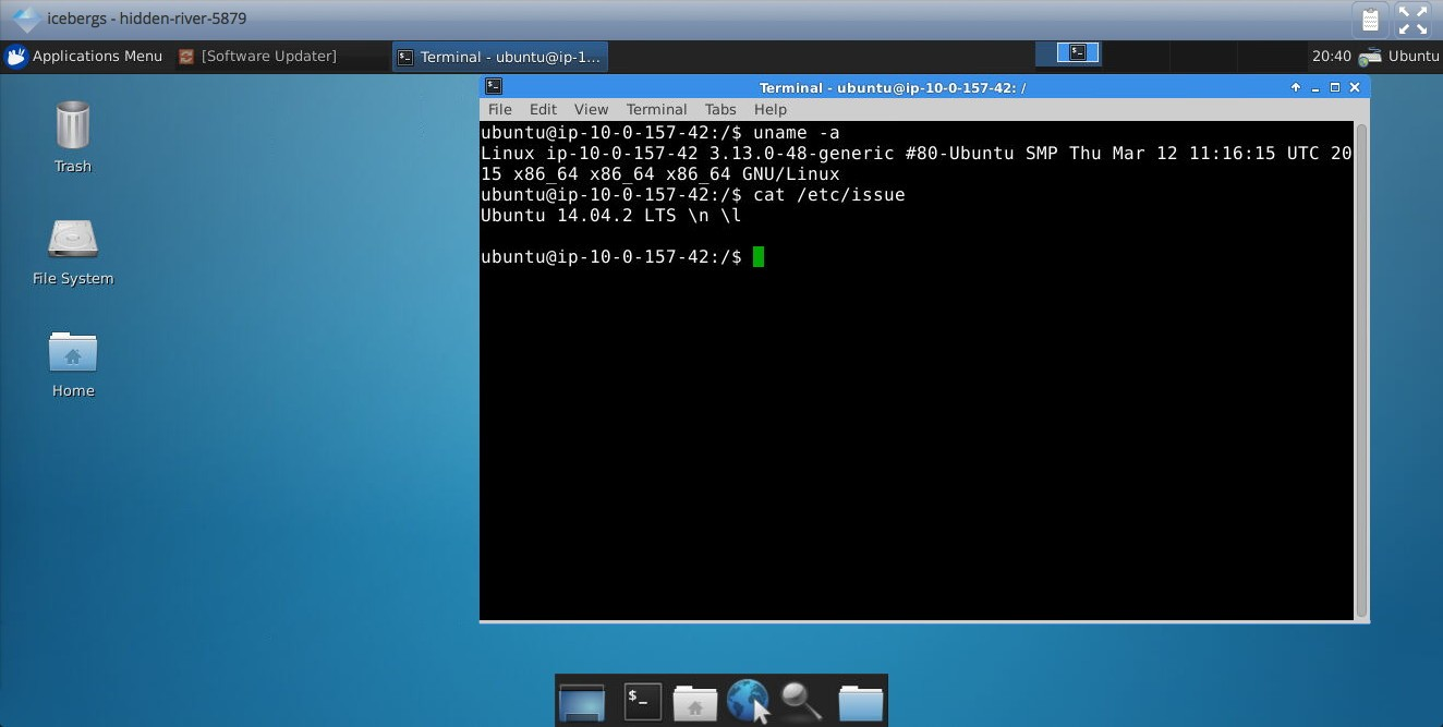 Startup Lets Users Run Ubuntu with Xfce in Their Web Browsers