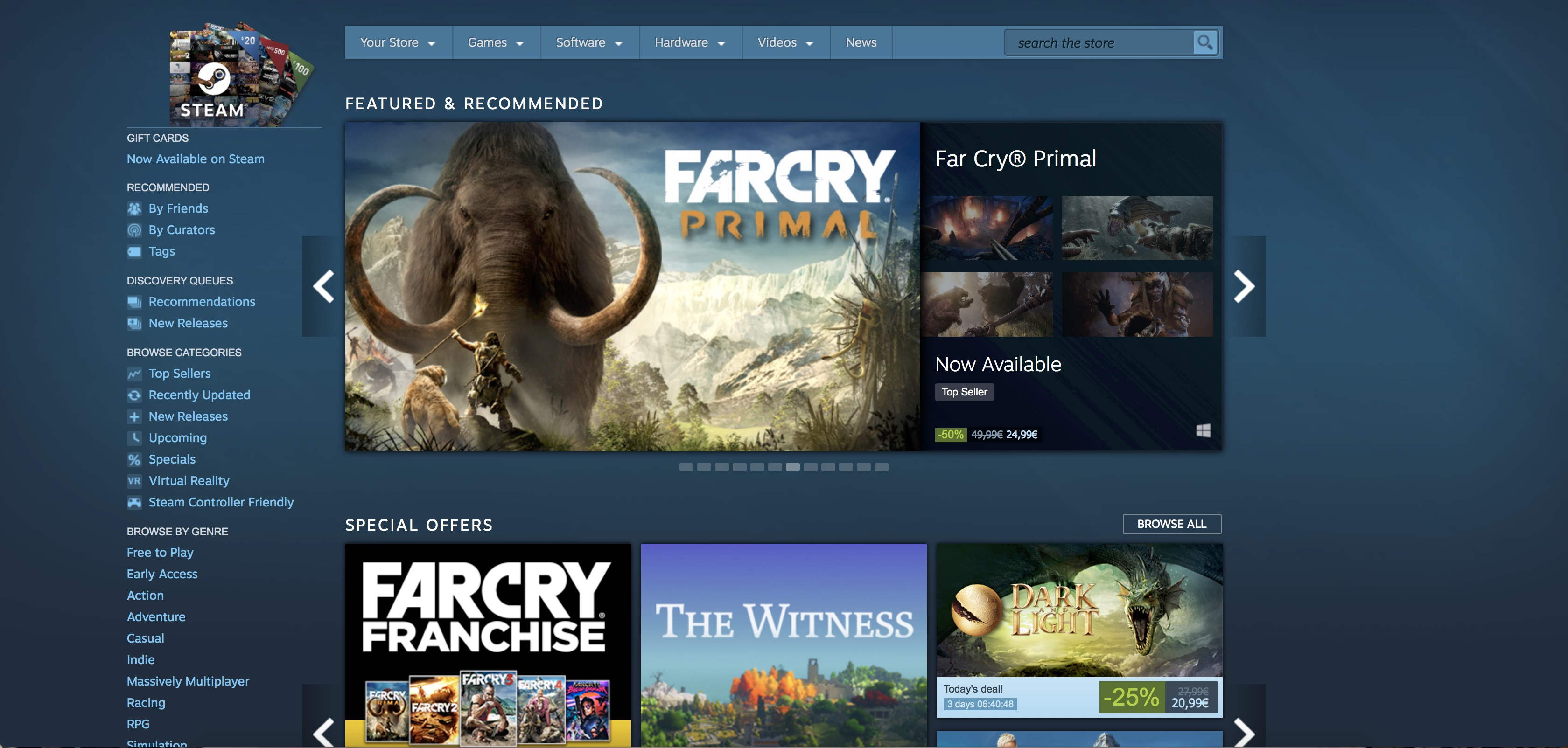 Steam for Linux Client Finally Receives Support for 4K Monitors